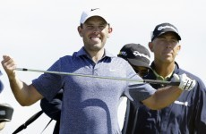 VIDEO: Charl Schwartzel makes golfers everywhere feel better by 4-putting from 3 feet