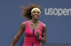 US Open 2012: Serena storms on as Errani, Vinci strike Italy blow