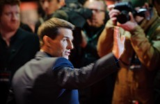 The Dredge: Tom Cruise says it's all lies about the toilets