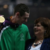 Mum's the word: McKillop's Mammy presents medal in 'surprise' ceremony
