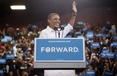 "President Obama: ""I need you to stand with me, Ohio"""