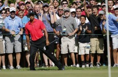 Cash money: Woods surpasses $100m in earnings