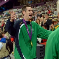 President congratulates magnificent McKillop on double gold