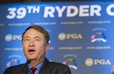 Mahan misses out as Love picks Ryder Cup wildcards