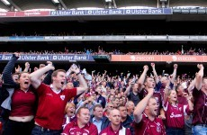 North and south unite to support Galway's drive for hurling success