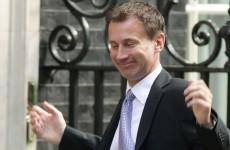 British cabinet reshuffle sees 'Minister for Murdoch' get health portfolio