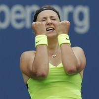 Azarenka ousts Stosur to reach US Open semis