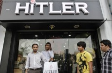 Owners of 'Hitler' clothing shop: 'We didn't know who he was'