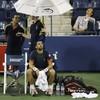 US Open: Ferrer into quarters as rain frustrates Djokovic, Roddick