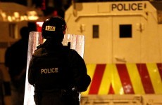 Third night of disturbances in Belfast