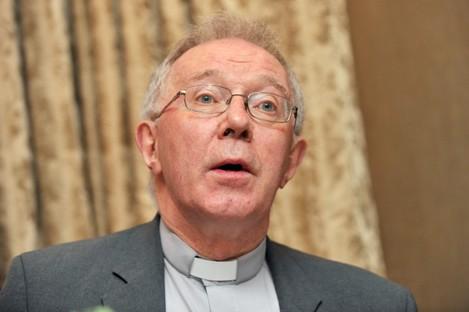 Bishop John Kirby of Clonfert Diocese