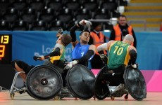 Wheelchair rugby -- or 'Murderball' -- starts at the Paralympics today. Here's what to expect