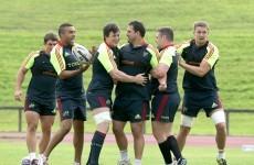 Tweak: Munster make two changes for visit of Treviso