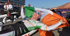 Paralympic Village: Mark Rohan joins the list of champions