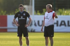 More injury woe for Hodgson as Adam Johnson pulls out