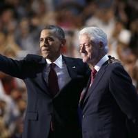 US 2012: Clinton backs Barack Obama