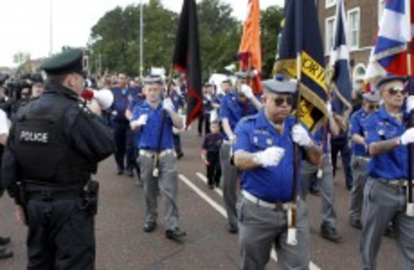 Loyal order apologises to Catholic parish for marching band