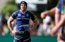 Confirmed absence: Leinster lose Boss for eight weeks, Ryan for 12