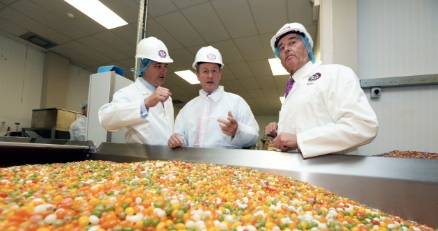 Caption competition: Enda Kenny and his magic beans