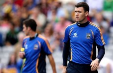 Maher instils 'just another game' mentality to Tipp minors