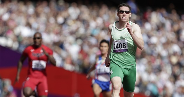 Paralympic Breakfast: Smyth set to chase double double