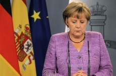 ECB's bond-buying is not a breach of its rules - Merkel