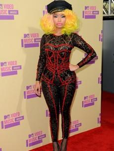 MTV VMAs: Red carpet disasters
