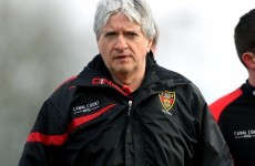 McIver the new man at the helm for Derry