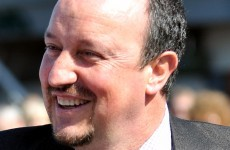 Competition: What do you want to ask Rafa Benitez?
