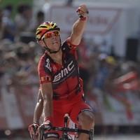 Vuelta á Espana: Gilbert takes his second stage