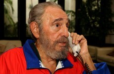 Fidel Castro 'refused colostomy after swollen colon' - WikiLeaks