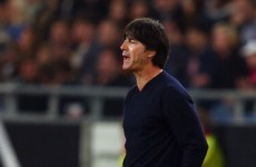 Trouble in the camp? Loew blasts wasteful Germans