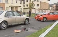 Man arrested over ramming of garda car in Limerick