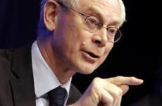Ireland making 'such good progress on all fronts' - Van Rompuy