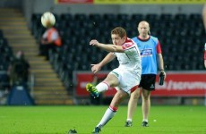 Pro12: Anscombe wins again as Ulster upset Ospreys