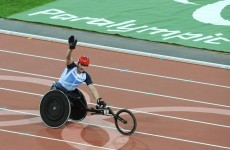Paralympics 2012: 'Weirwolf' wins marathon for fourth gold