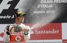 Italian Grand Prix: Hamilton recharges title bid with Monza win