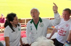 Trapattoni warns McClean over foul-mouthed Twitter rant