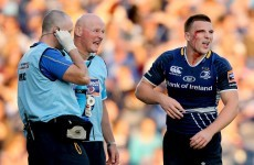 Conway, Auva'a expected to be fit for Leinster