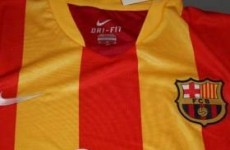 Barcelona to wear Catalan colours for the first time in club's history