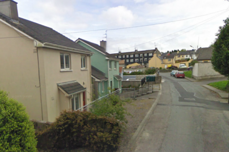 The two men's bodies were found at a house on Abbey Lane in Kinsale yesterday morning.