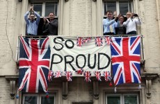 Britain says goodbye to Games with victory parade