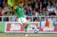 VIDEO: Henderson scores a stunner as Ireland U21s beat Italy 4-2