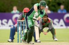 Joyce and Cusack star as Ireland defeat Sri Lanka 'A'