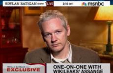Assange: I'm the victim of a smear campaign