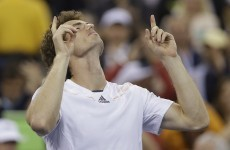 Did Andy Murray really only spend $6 at his US Open celebration party last night?