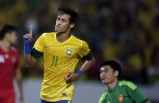 VIDEO: All eight of Brazil's goals from their friendly flaying of China