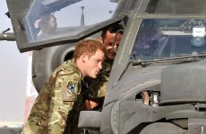 "Afghan Taliban ""threaten to kidnap or kill Prince Harry"""