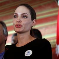 Angelina Jolie calls for international help for Syrian refugees