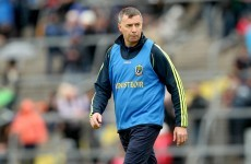 Newton steps down as Roscommon Senior Football manager